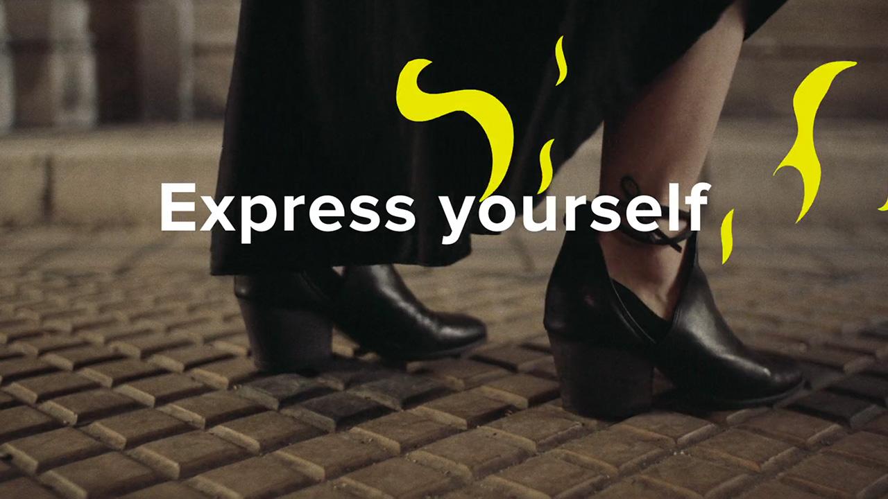 Express EF Titel Animation Informationsgrafik Produktionsbolag Stockholm