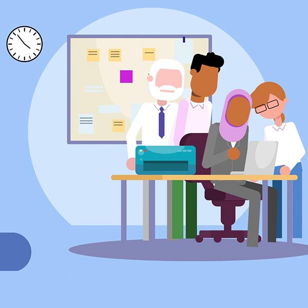 Kulturradet image Animation Informationsgrafik Produktionsbolag Stockholm