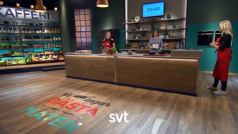 Vi lagar bästa maten Studio Animation Informationsgrafik Produktionsbolag Stockholm